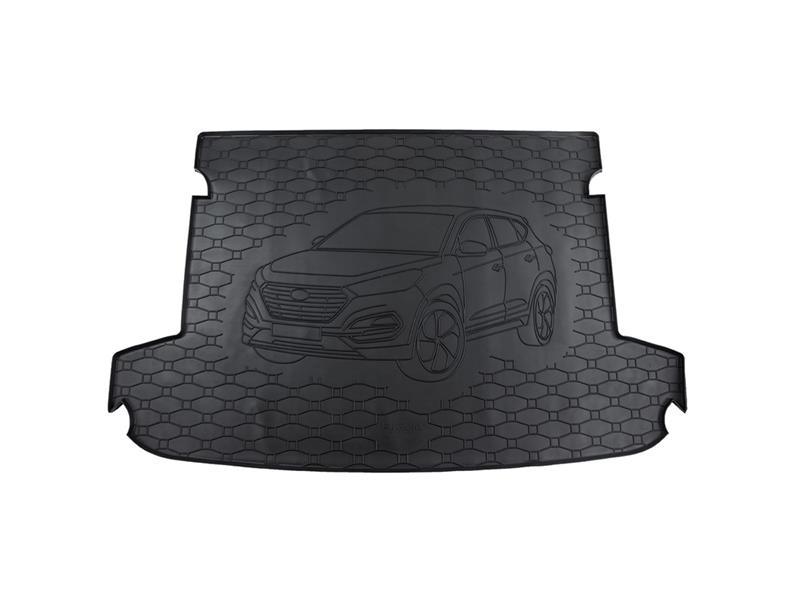 Vaňa do kufra gumová RIGUM Hyundai TUCSON 2015-