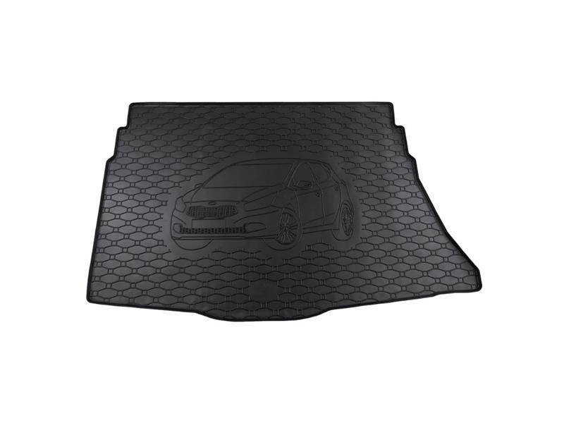 Vaňa do kufra gumová RIGUM Kia Cee'd II 2012- Hatchback