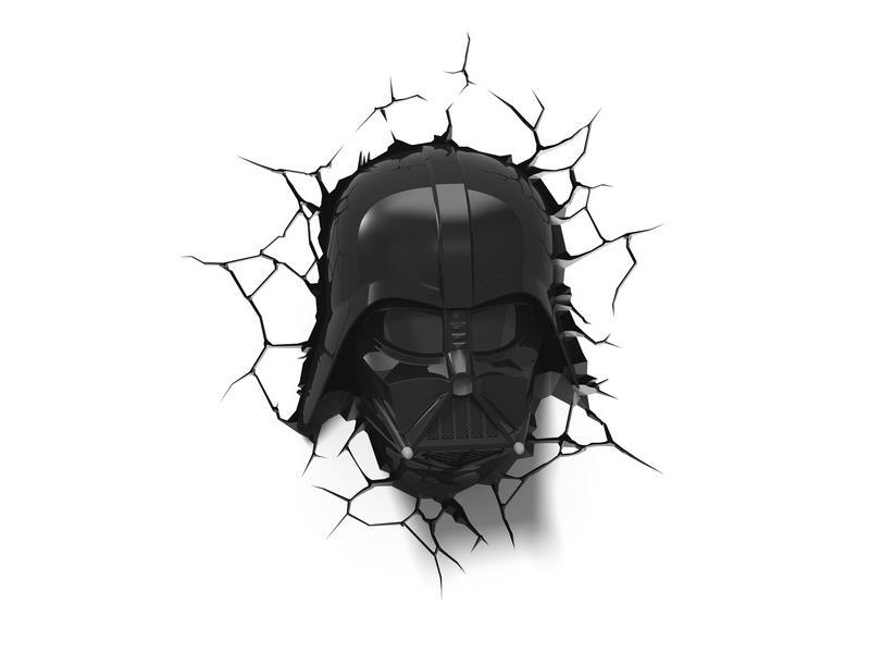3D světlo EP7 - Star Wars Darth Vaderova helma