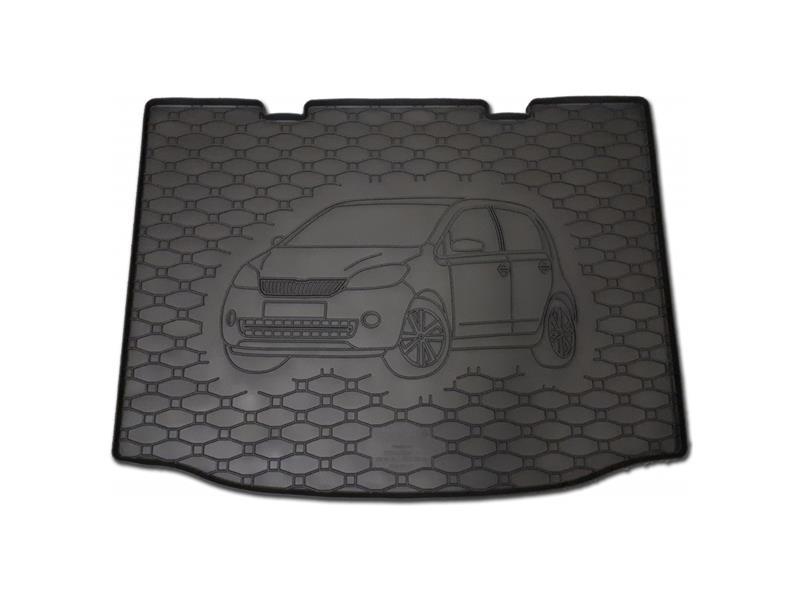 Vaňa do kufra gumová RIGUM Škoda CITIGO 2011- dolní dno