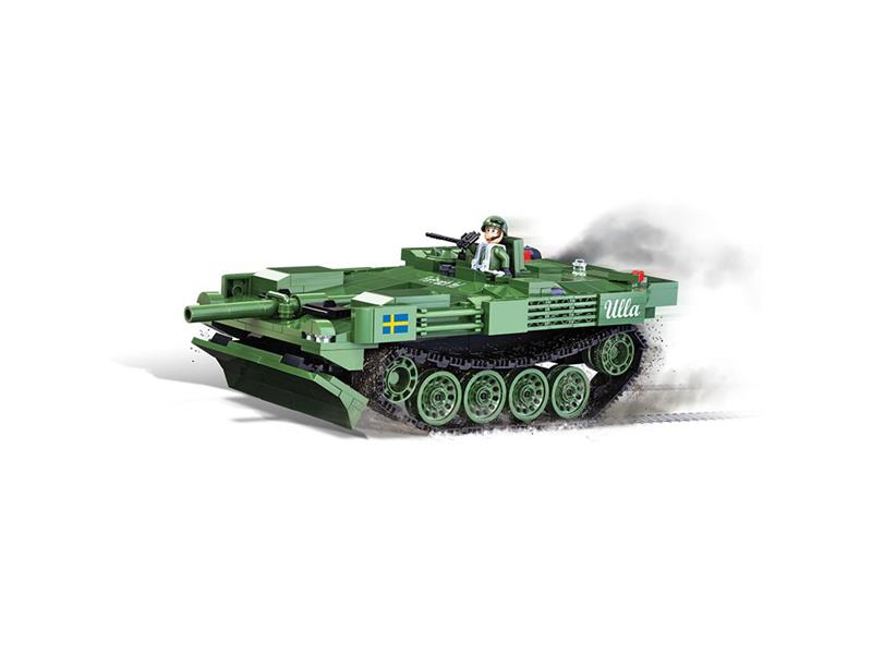 Stavebnice Cobi 3023 World of Tanks Stridsvagn 103 (S-Tank), 515 k, 1 f
