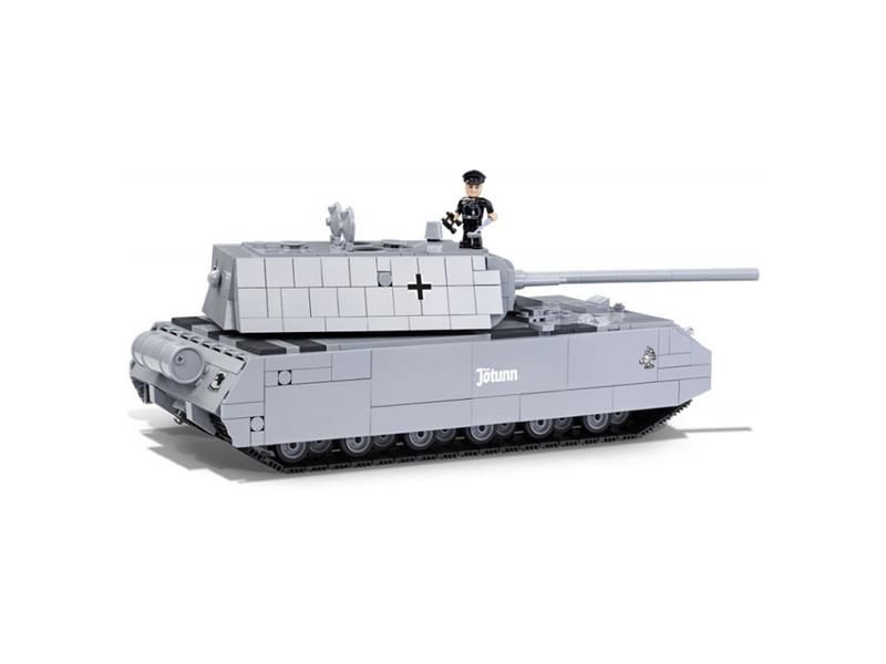 Stavebnice Cobi 3024 World of Tanks SdKfz 205 Panzer VIII MAUS