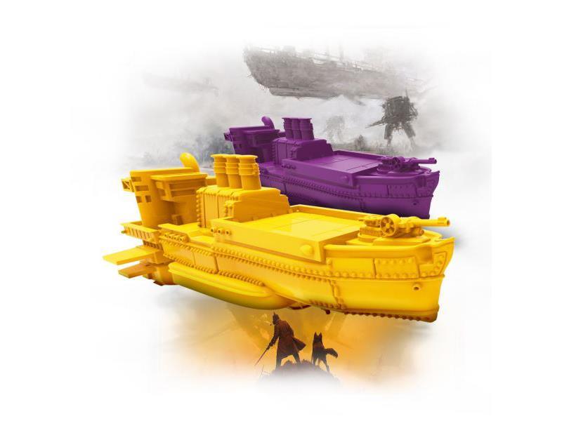 Hra stolná ALBI Scythe: Titani Nebies
