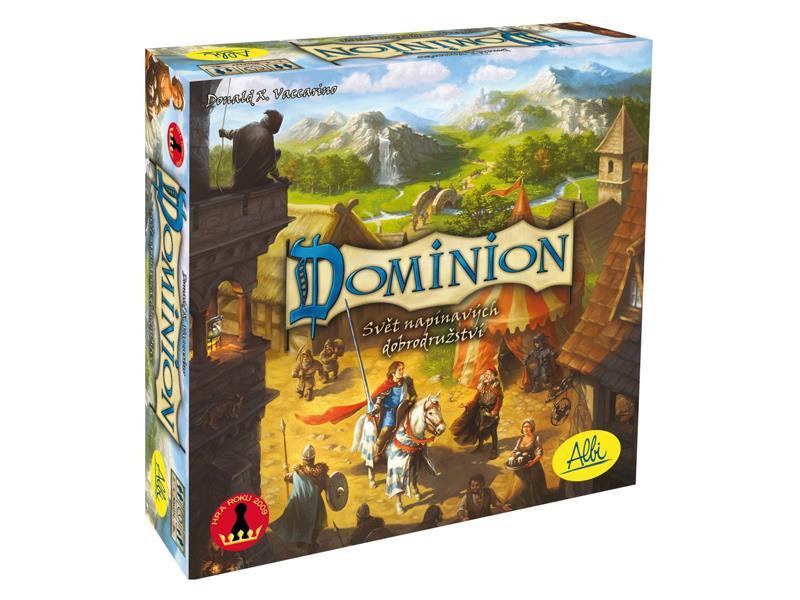 Hra stolní Albi Dominion