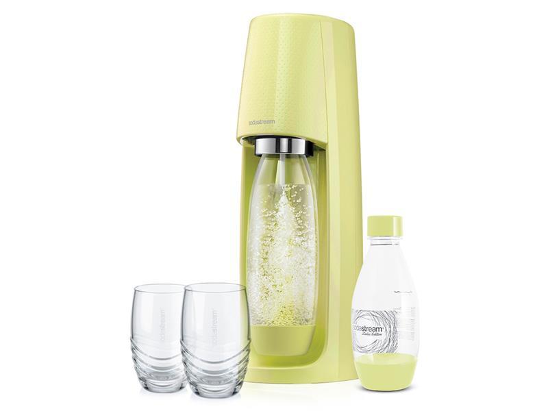 SodaStream sada Spirit Limetkový