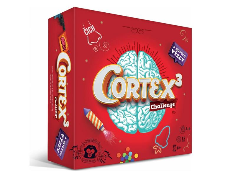 Hra stolná ALBI Cortex 3