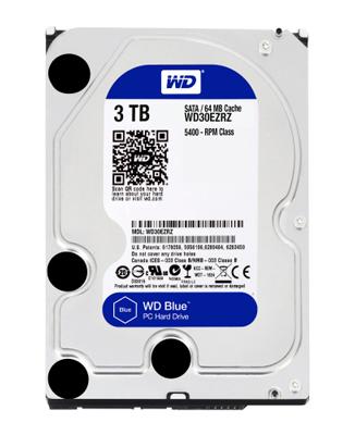 "HardDisk WESTERN DIGITAL WD30EZRZ 3.5"" SATA III 3TB"