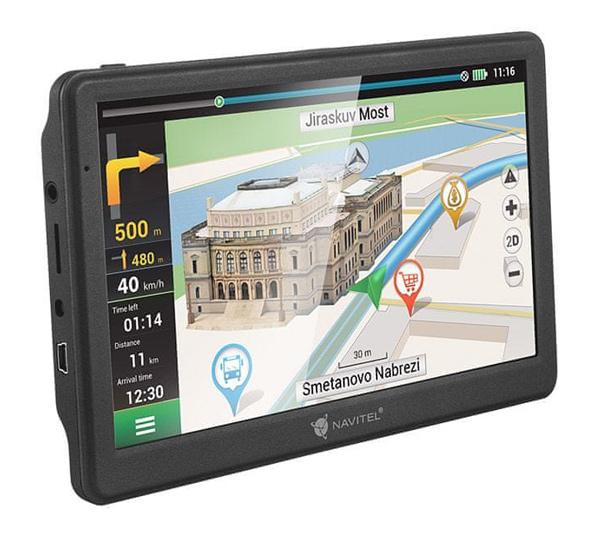 GPS navigácia NAVITEL MS700
