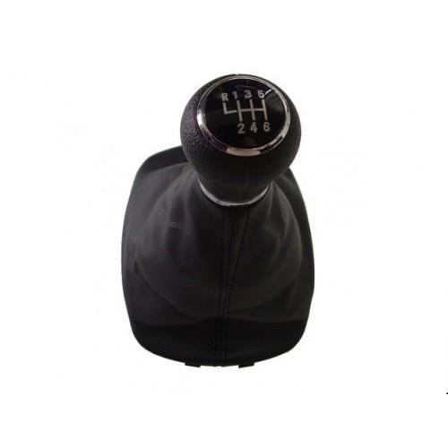 Páka radiacej s manžetou VW PASSAT B5 2000 - 2005 6st BLACK