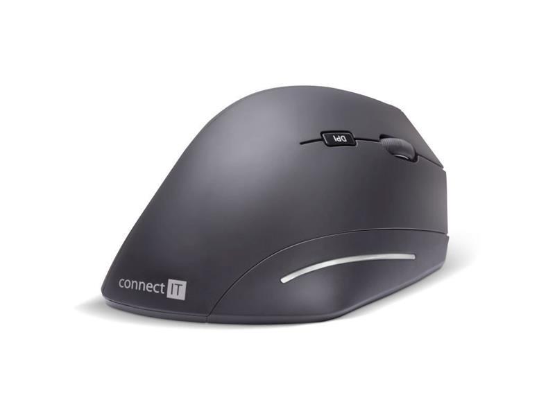 Myš bezdrôtová CONNECT IT CMO-2510-BK FOR HEALTH