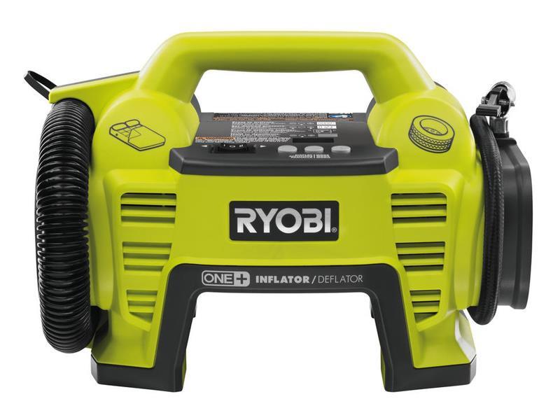 Kompresor bezolejový RYOBI R18 I-O