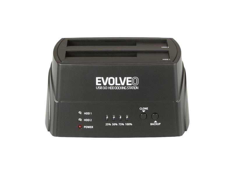 Stanica dokovacia EVOLVEO na HDD USB 3.0