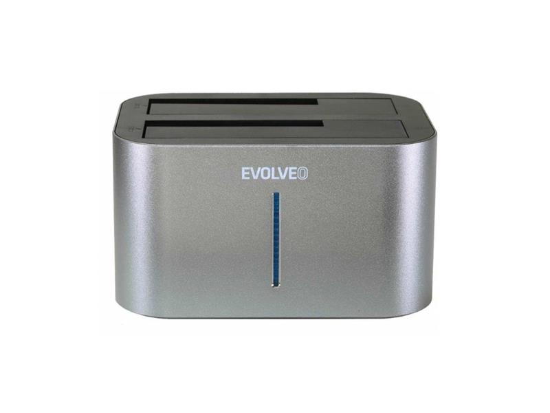 Stanica Dokovacia EVOLVEO DION 1 HDD USB 3.0