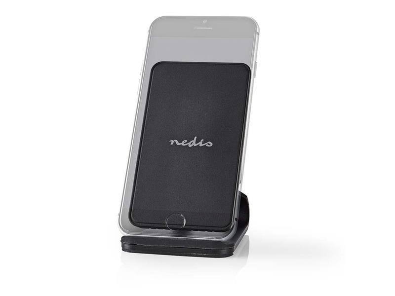 Nabíjačka NEDIS WSDSD10W1BK bezdrôtová