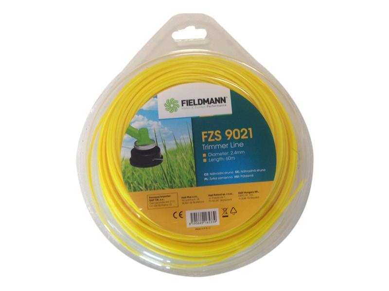 Struna FIELDMANN FZS 9021 60m*2,4mm