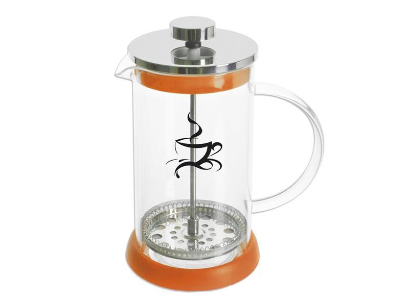 Kanvica na čaj ORION KAFETIER 1l orange
