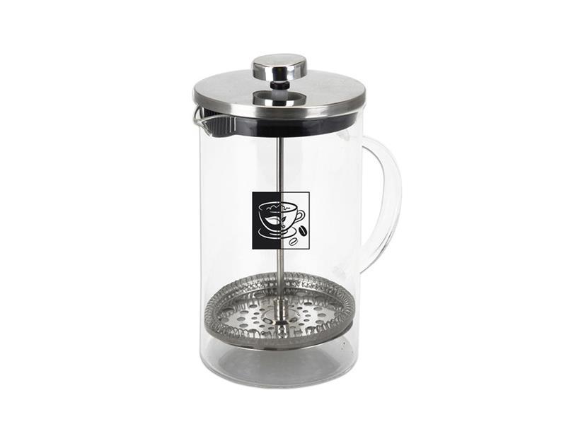 Kanvica na čaj ORION KAFETIER 0.8l black