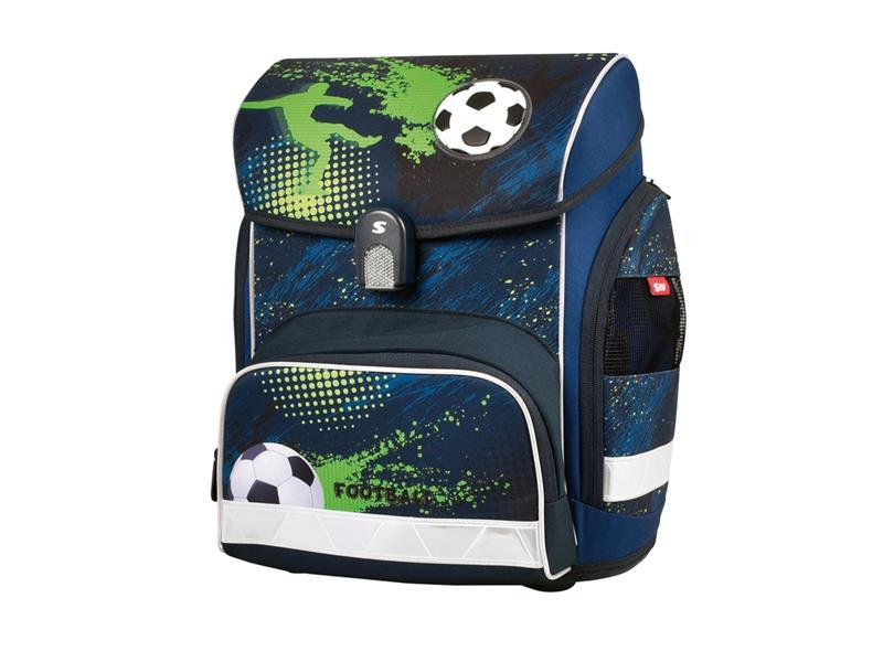 Aktovka školní STIL Football 3