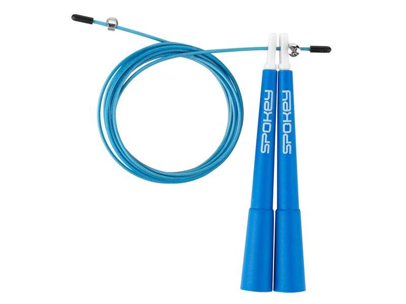 Švihadlo SPOKEY CrossFit modré