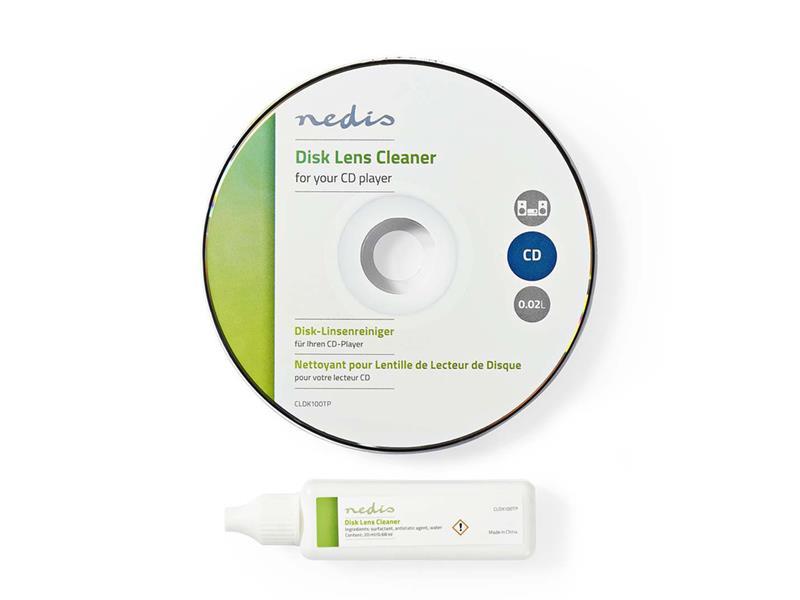 DVD čistiace NEDIS CLDK100TP