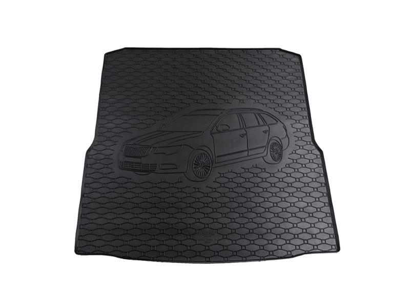Vaňa do kufra gumová RIGUM Škoda Superb Combi II 2008-2015