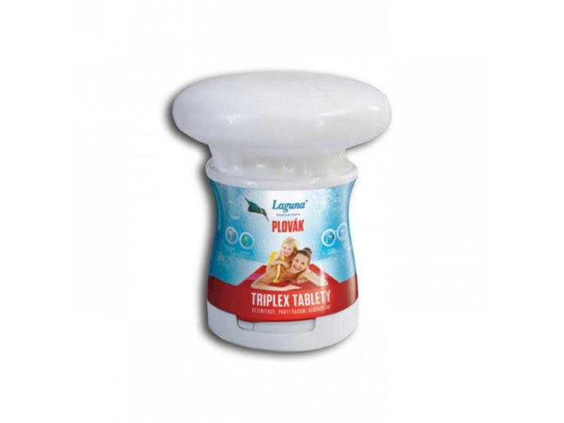 Triplex tablety s plavákom LAGUNA 0.72kg