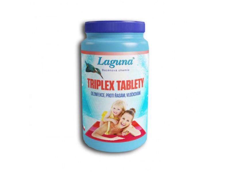 Triplex tablety LAGUNA 2.4kg