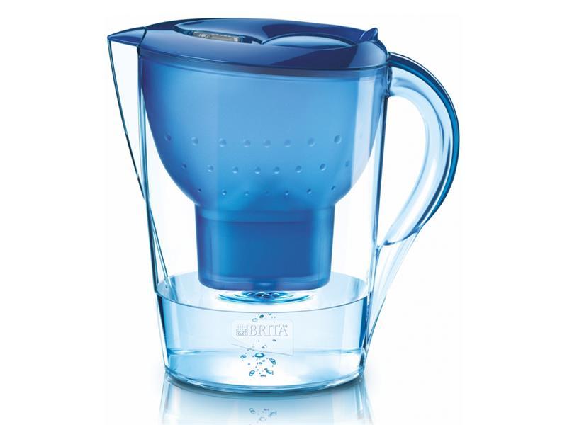 Kanvica filtračné BRITA MARELLA XL MEMO BLUE + ZADARMO filter MAXTRA PLUS
