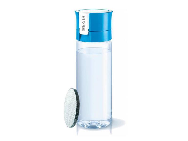 Fľaša filtračné BRITA FILL & GO VITAL BLUE + ZADARMO filter MICRODISC
