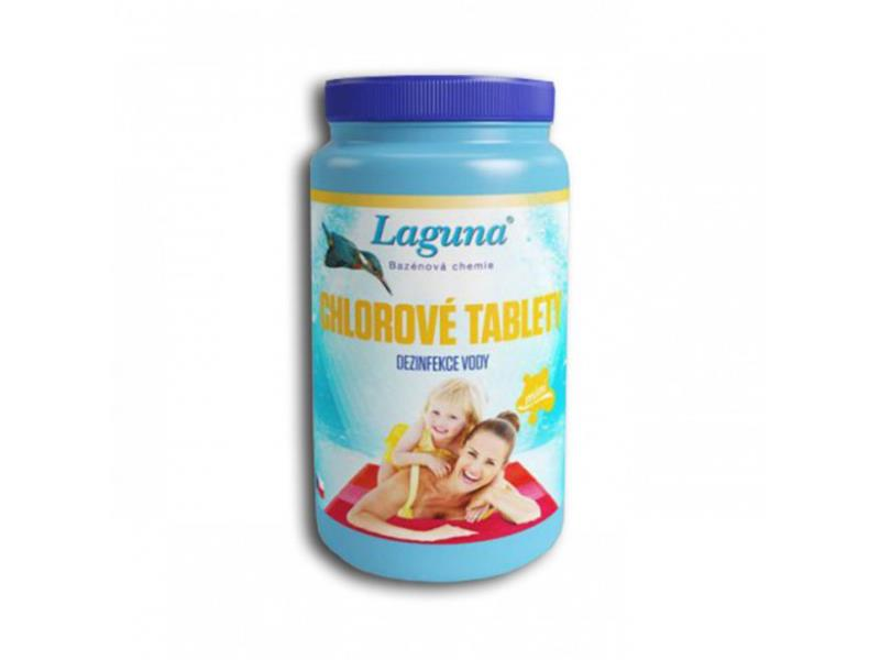 Chémia LAGUNA chlórové tablety 1 kg
