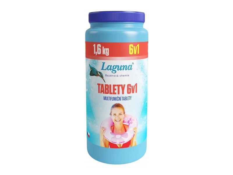 Multifunkčné tablety LAGUNA 6v1 1.6kg