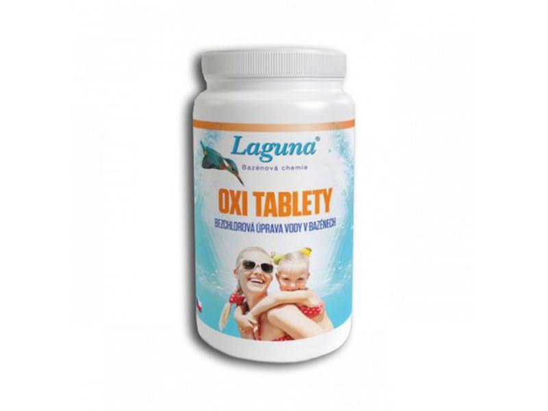 Chémia LAGUNA OXI tablety 1 kg
