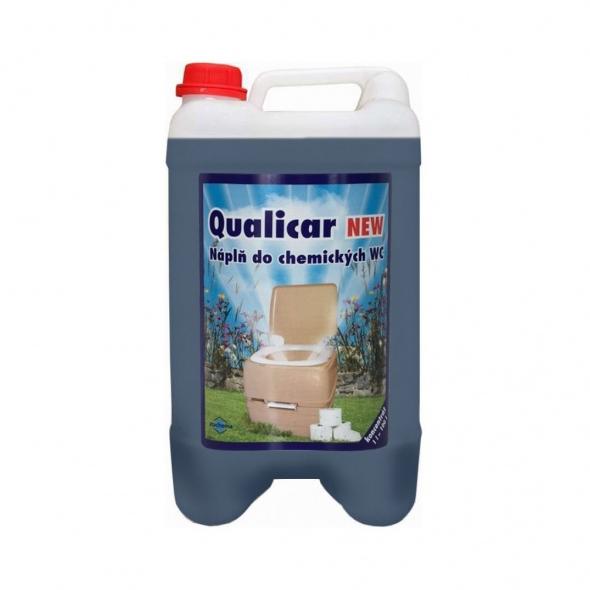 Prípravok do chemických WC STACHEMA QUALICAR NEW 5L