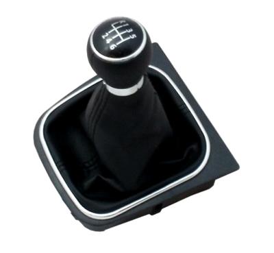 Páka radiacej s manžetou VW GOLF IV 2008 - 2012 6st BLACK