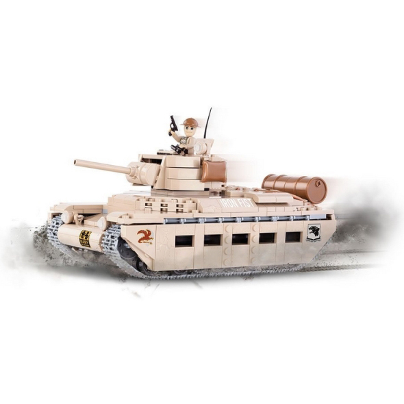 Stavebnice Cobi 3011 World of Tanks Matilda II