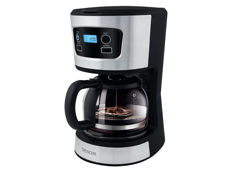 Kávovar SENCOR SCE 3700BK