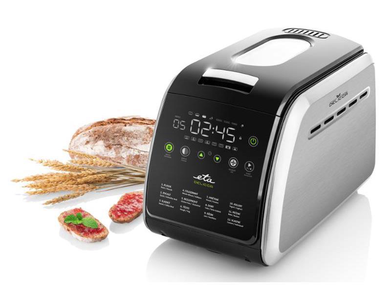 Pekáreň chleba ETA DELICCA II 7149 90030
