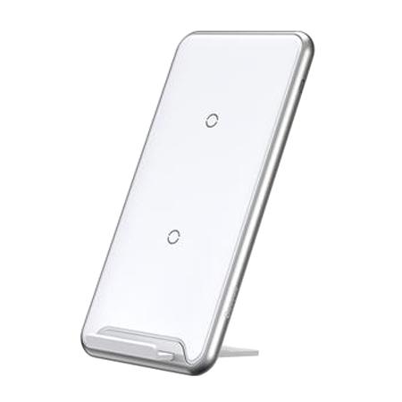 Nabíjačka BASEUS bezdrôtová biela
