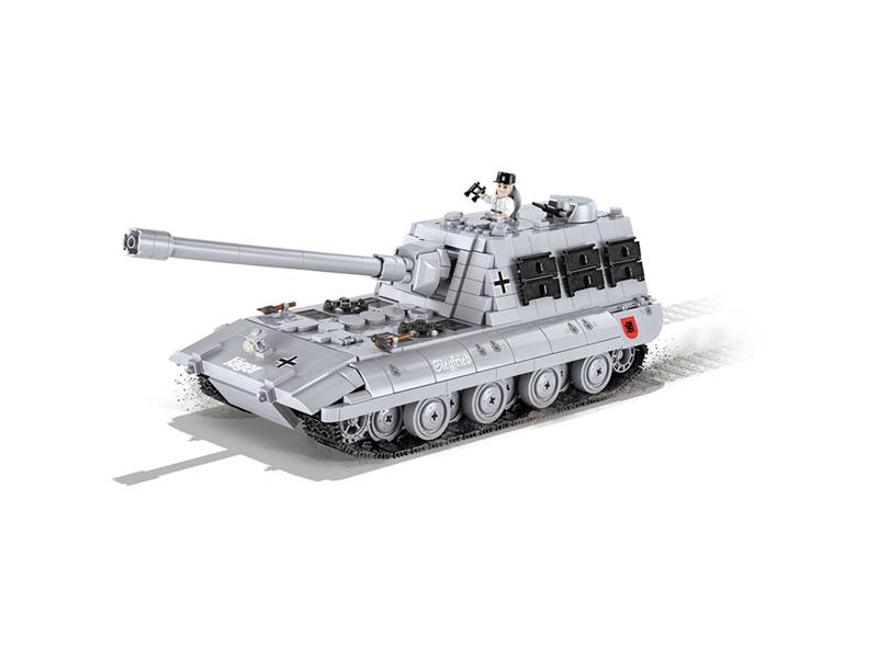 Stavebnica Cobi 3036 World of Tanks Jagdpanzer E 100, 950 k, 1f