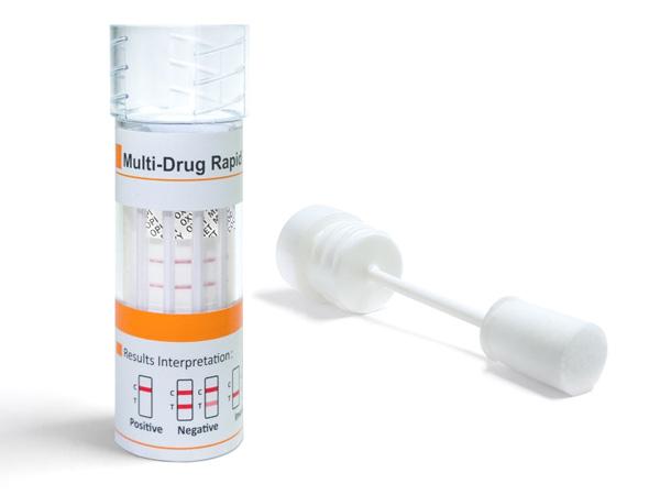 Test na drogy zo slín V-NET ISCREEN 6