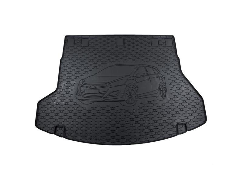Vaňa do kufra gumová RIGUM Hyundai i30 II 2012- Combi
