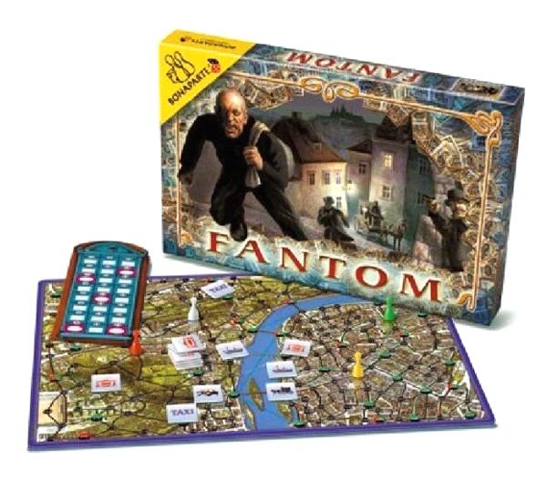 Hra stolný BONAPARTE Fantom