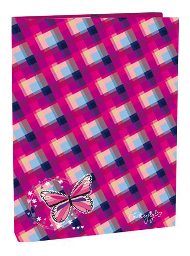 Box na zošity A5 Butterfly STIL