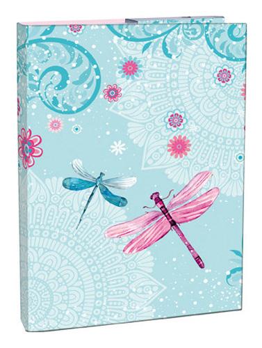 Box na zošity A4 Dragonfly STIL