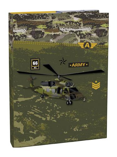 Box na zošity A5 Army STIL