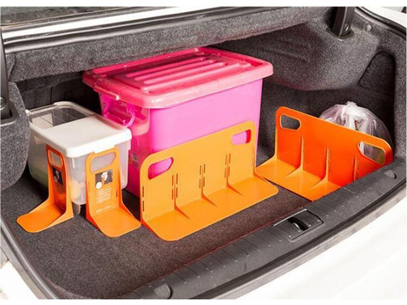 Zarážky do kufra auta 4L