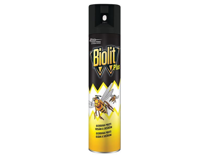 BIOLIT Plus sprej proti osám 400ml