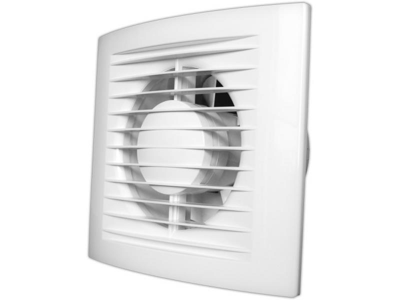 Ventilátor stenový axiálny DOSPEL STYL/WC 100