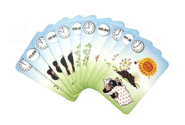 Kartová hra TEDDIES Čierny Peter Krtko 4