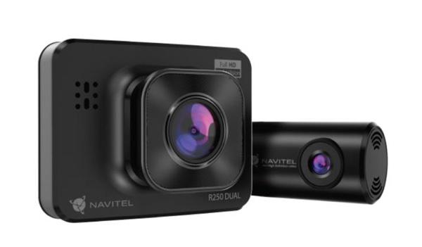 Kamera do auta NAVITEL R250 DUAL
